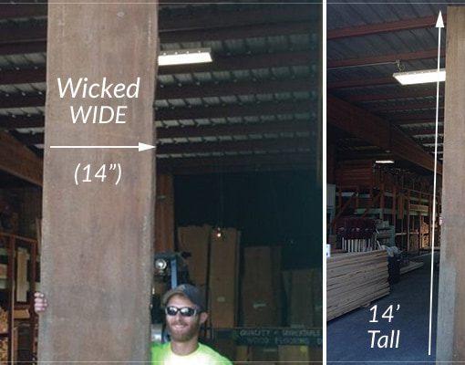 wide plank wholesale