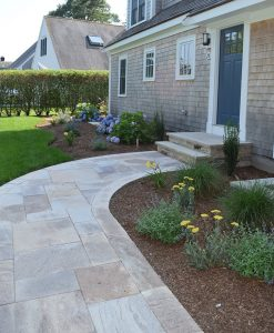 Phoenician Buff Granite Pavers