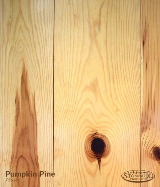 Pumpkin Pine Natural Plank Tung Oil