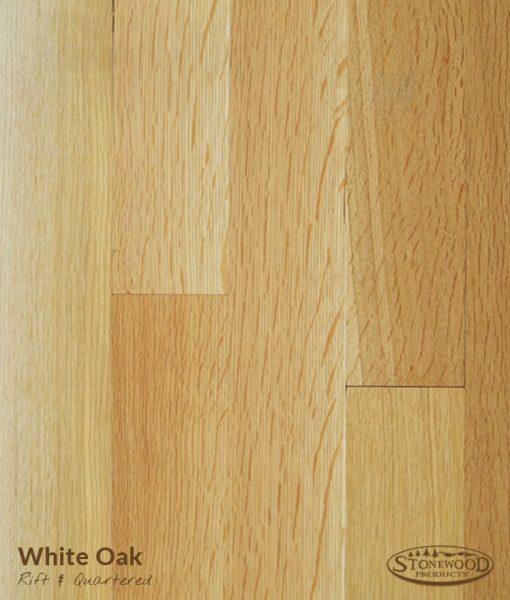 Rift And Quarter Sawn Oak Flooring