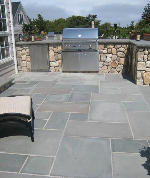 thermal bluestone patio pavers PA Nantucket Cape Cod Boston
