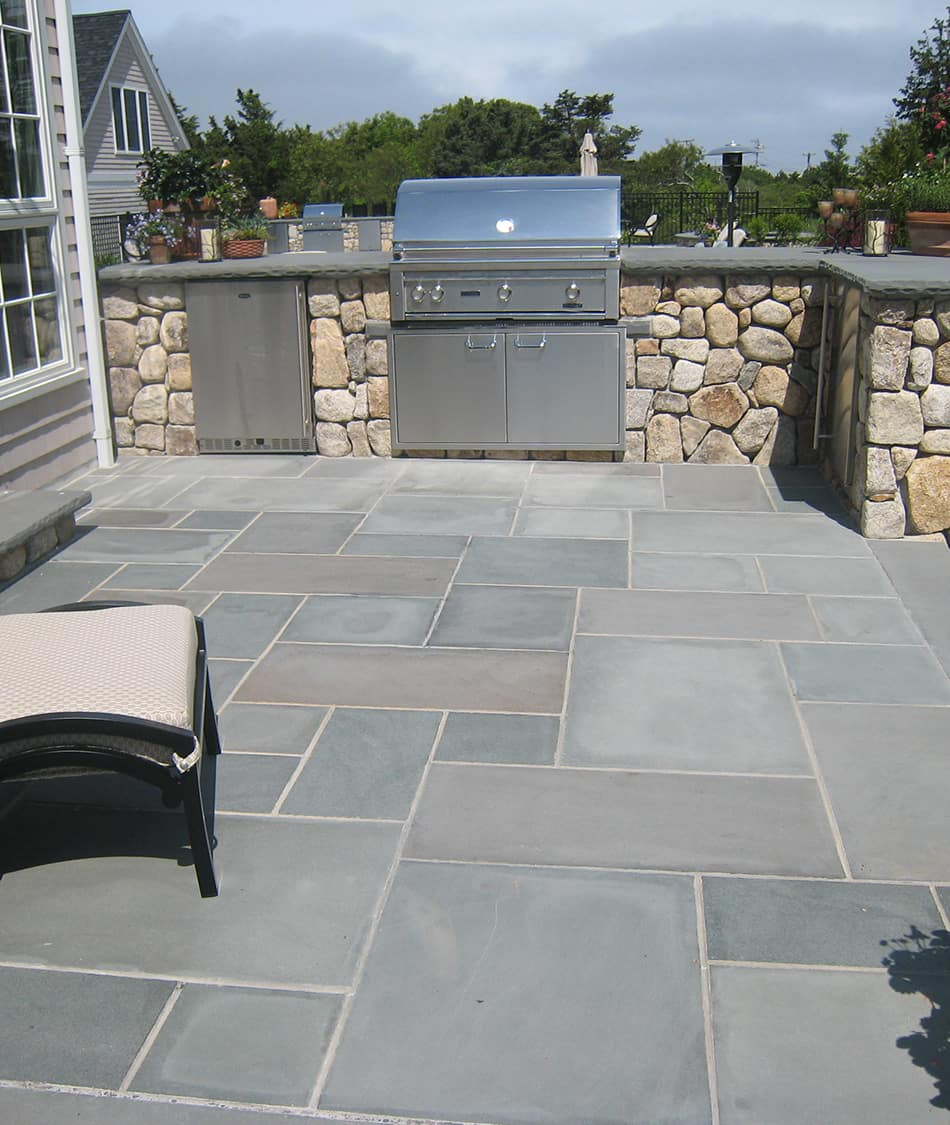 Thermal Bluestone Patio Pavers Pa Nantucket Cape Cod Boston