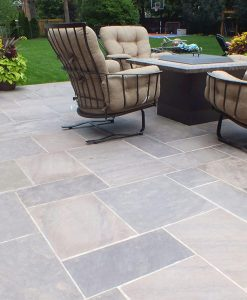 brownstone stone pavers