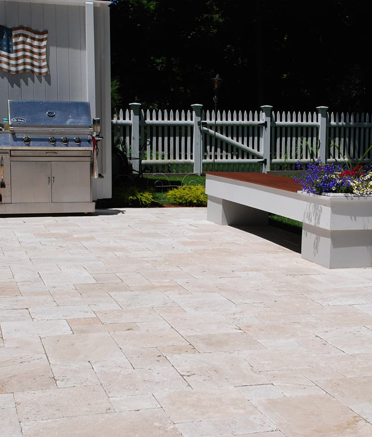 Attrayant Cape Sands Pavers. Travertine