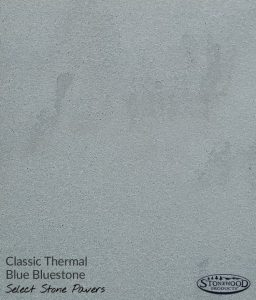 Classic Thermal Blue Bluestone