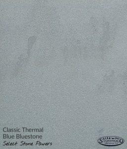 Classic Thermal Blue Bluestone