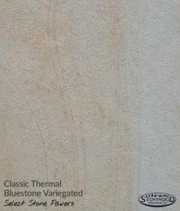 Classic Thermal Bluestone Variegated