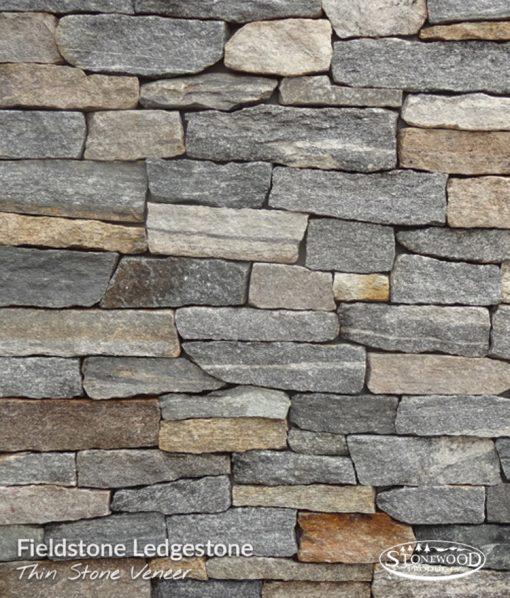 Fieldstone Ledgestone Veneer