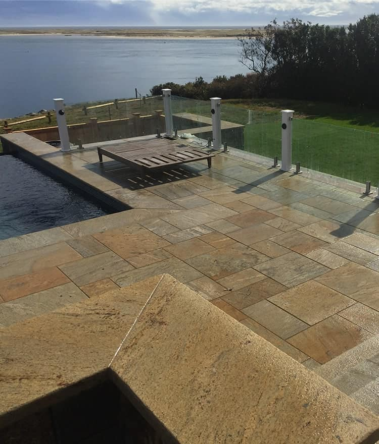 Natural Stone Pavers : Granite paver natural stone pavers cape cod ma nh
