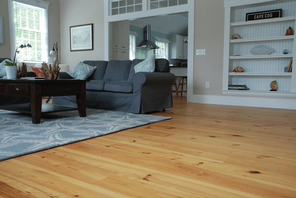 Heart Pine Flooring Plank Wood Floors