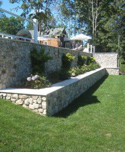 ne round wallstone