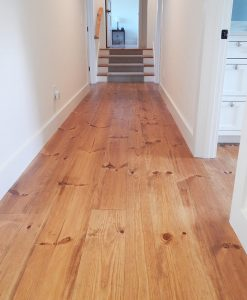 Wide Plank Pine Flooring Newly Sawn Reclaimed Delivery Nationwide
