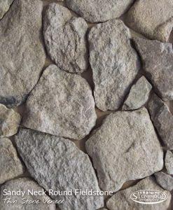 Sandy Neck Rounds Fieldstone Veneer Stone