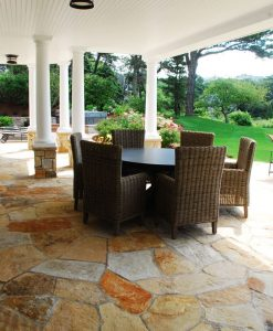Irregular Flagstone Bluestone Granite Pavers