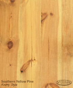 southern yellow pine flooring
