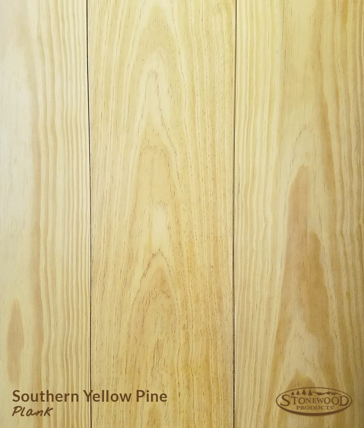 Southern Yellow Knotty Pine Poly Flooring