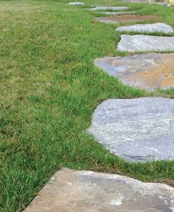 ticonderoga granite flagging walkway