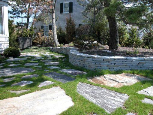 tumbled bluestone wallstone