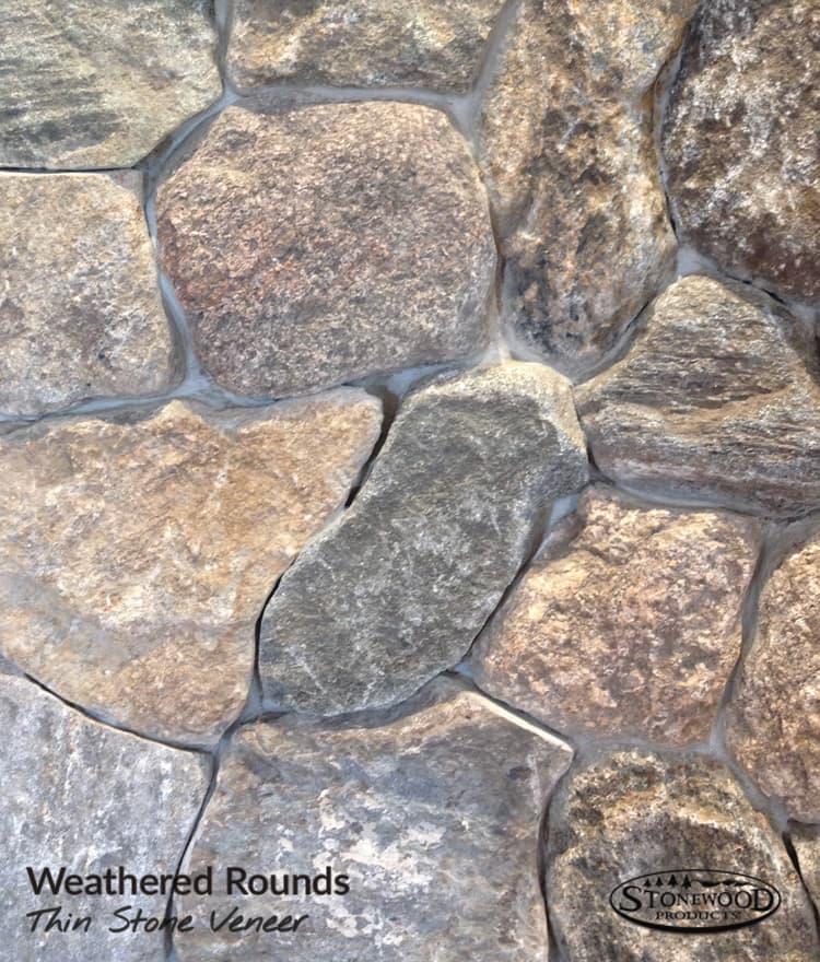 Thin Stone Veneer Natural Building Materials