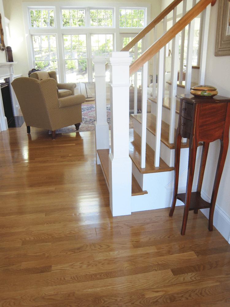 Prefinished White Oak Flooring Hardwood