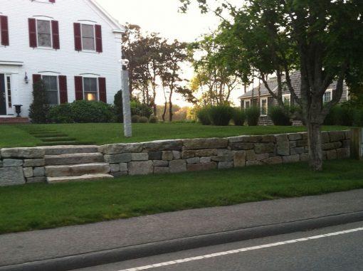 antique granite wallstone boston