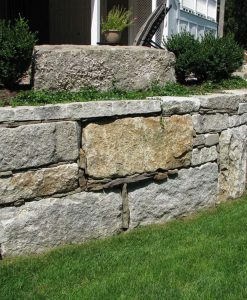 antique granite wallstone cape cod