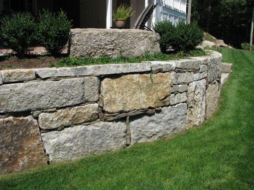 antique granite wallstone cape cod