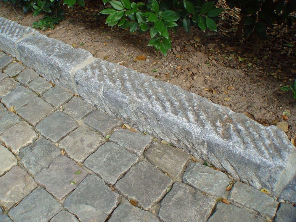 Granite Block Curb : Reclaimed granite curbing cape cod ma ct boston