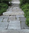 antique-granite-pavers-walkway