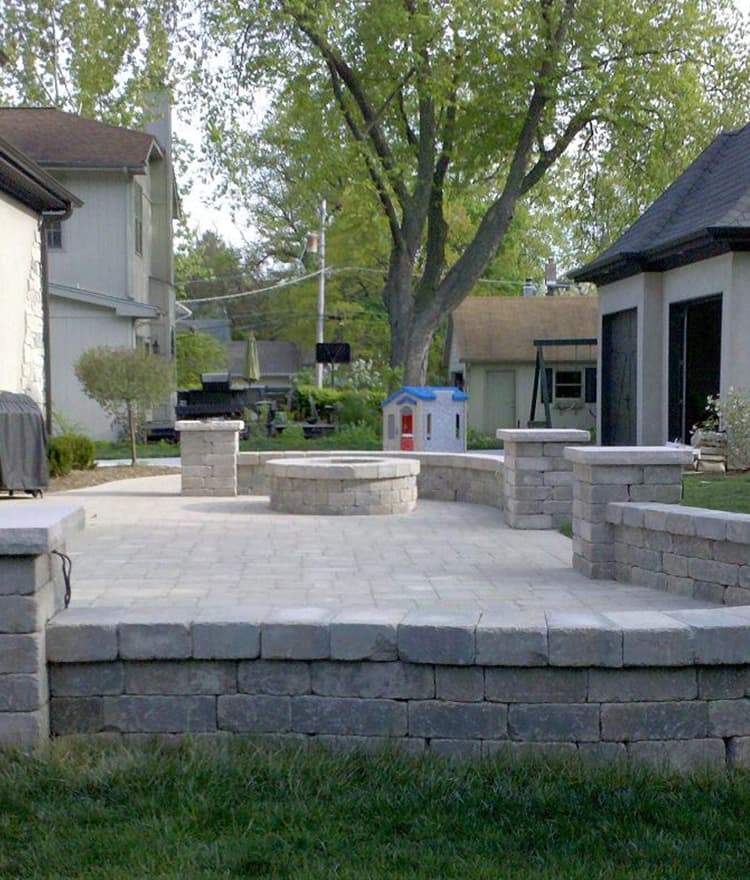 Patio Stone Walls : Manufactured wall stone retaining walls cape cod ma ri