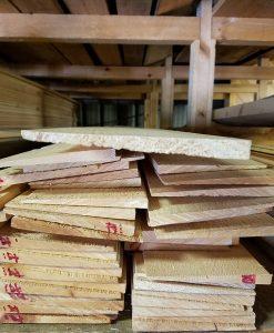 Knotty Pine Clapboard Bevel Siding