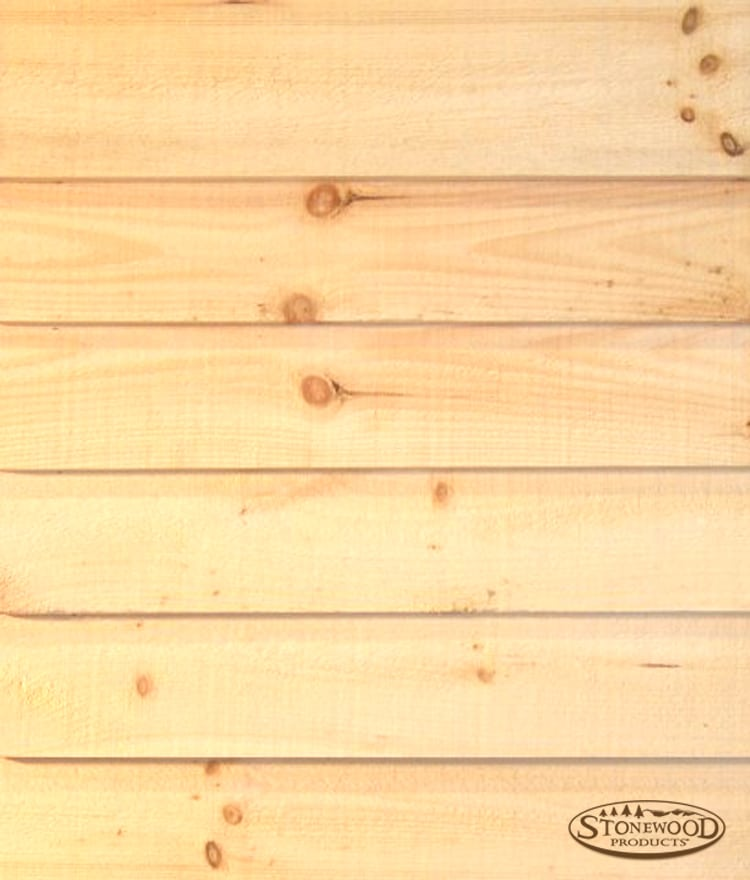 Knotty Pine Bevel Clapboard Paneling Quality Knotty Pine