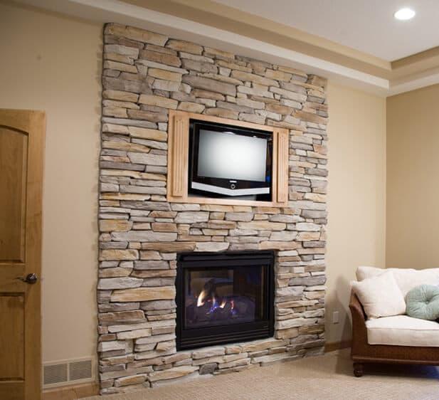 Boulder Creek Montana Ledge Stone Veneer Stonewood Products