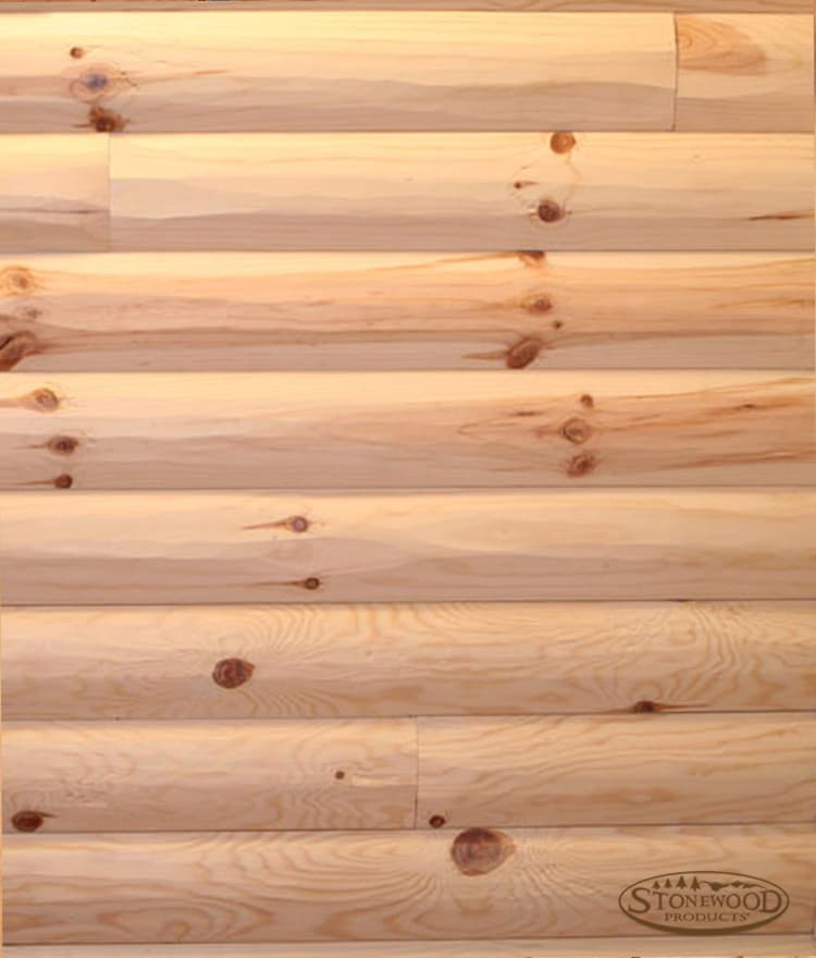 Pine Log Siding National Shipping Highest Quality And