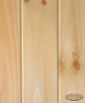Primed Pine Treated And Painted Pine Paneling