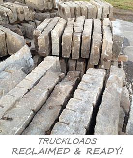 stones reclaimed