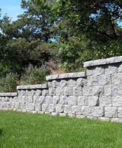 retaining wall stonewall