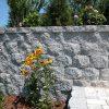 retaining wall stonewall quarry blend