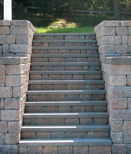 retaining wallblocks
