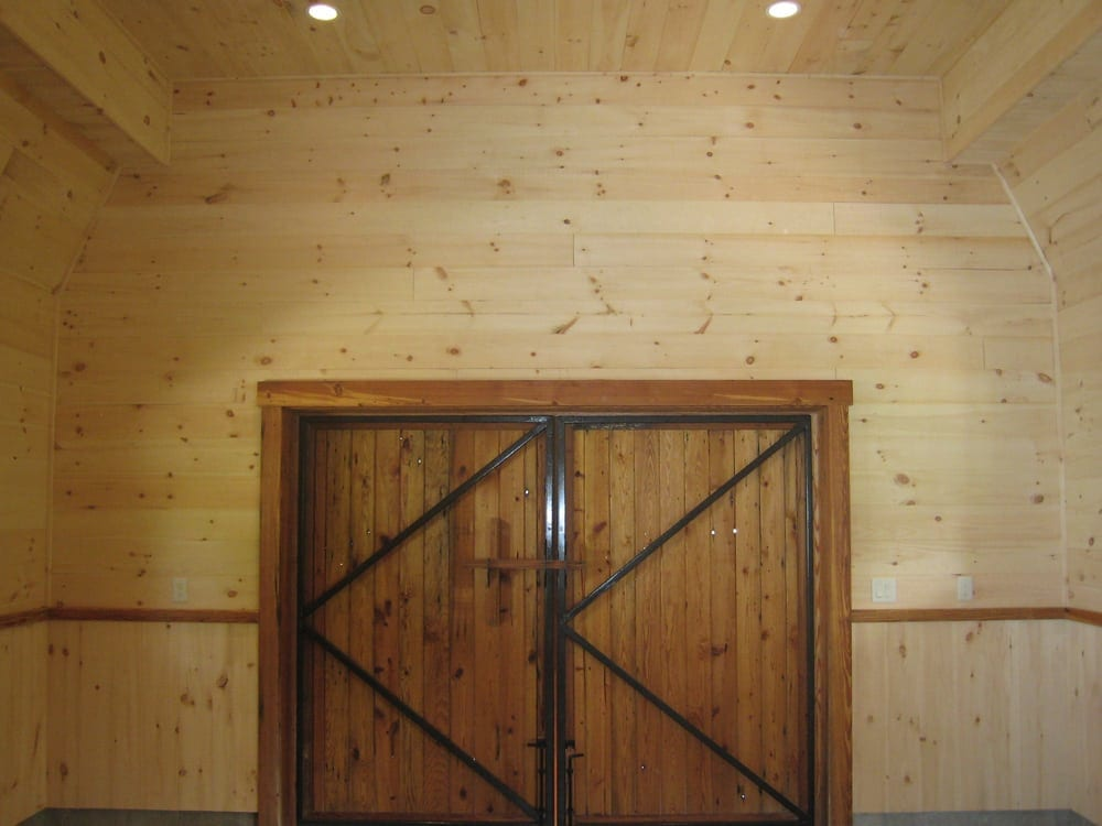 Shiplap Pine Boards   Unfinished