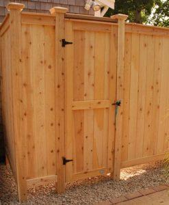 complete outdoor housemount