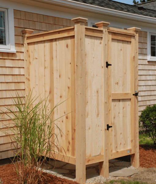 Standard Outdoor Shower Kit