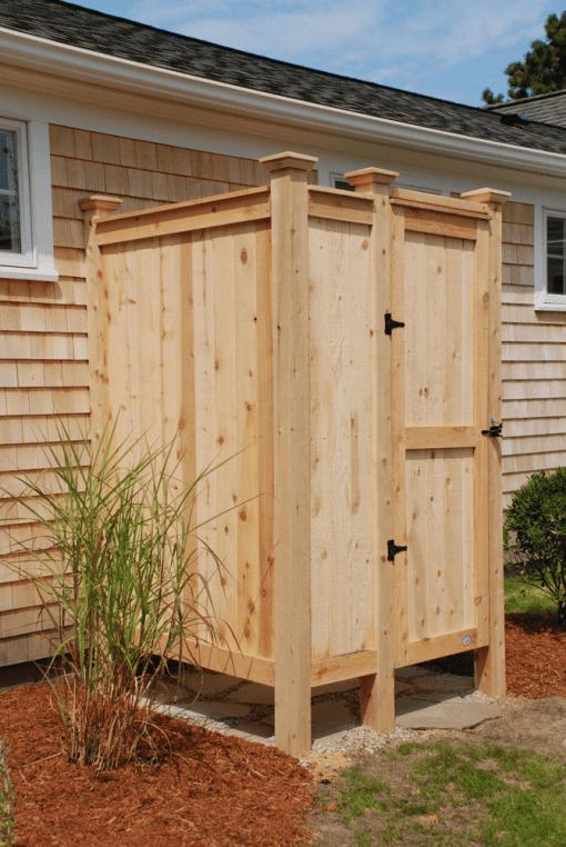 outdoor shower kit