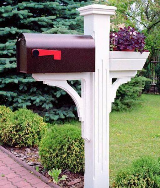 Mailbox copper