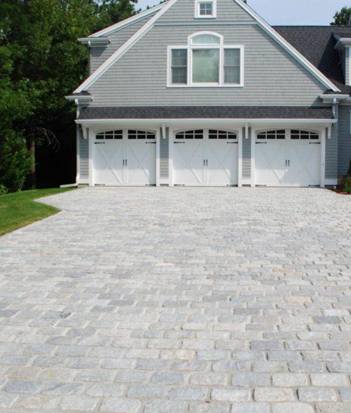 7x10x4 cobblestone driveway