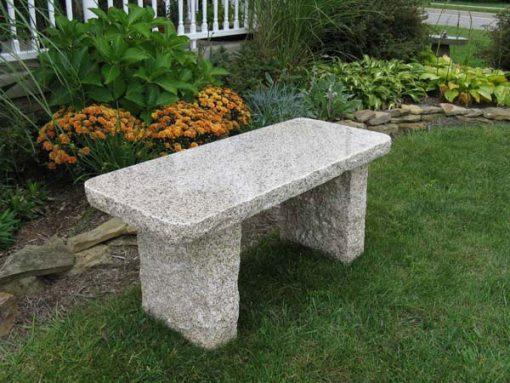 gold granite bench 40 inch