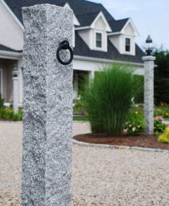 granite hitching post