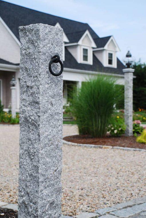 granite hitching post