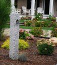 granite-hitching-post-garden