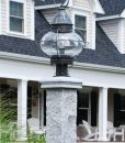 granite post cap